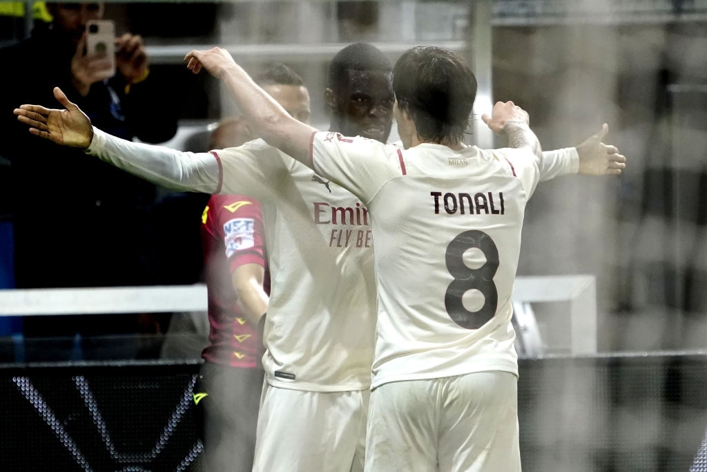 Sandro Tonali - AC Milan